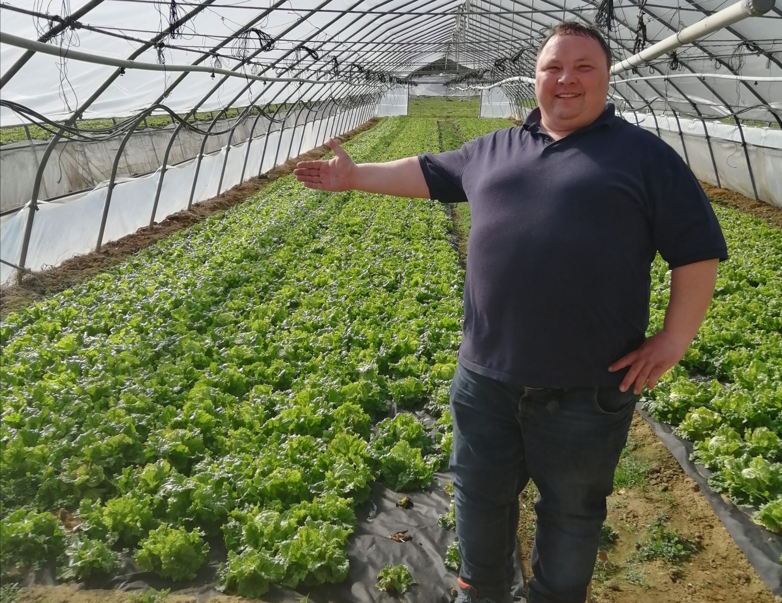 Zu Besuch bei unseren Bauern